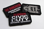 3 Pack of Patches